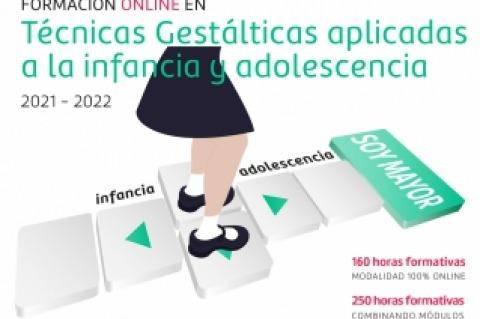 22ª Formación en técnicas gestálticas aplicadas a la infancia y la adolescencia