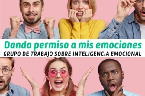 Grupo de Trabajo sobre Inteligencia Emocional. Dando permiso a mis emociones