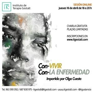 Con-VIVIR con-LA ENFERMEDAD
