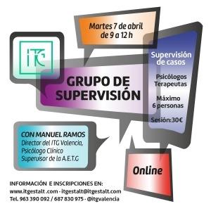 Grupo de Supervisión Online