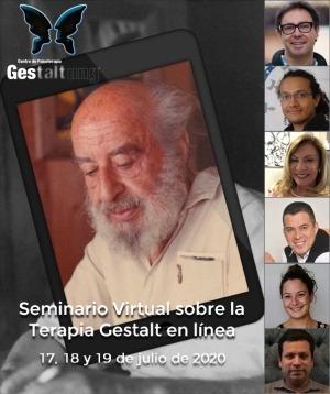 Seminario Virtual sobre la Terapia Gestalt en línea