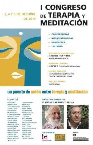 I Congreso de Terapia y Meditación