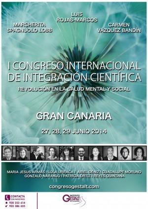 I Congreso Internacional de Integración Científica: Revolución de la salud mental y social